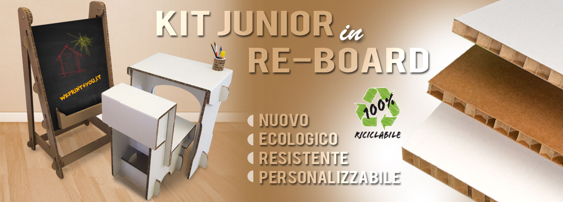 Kit Re-Board Junior